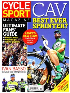 CYCLE SPORT MAGAZINE