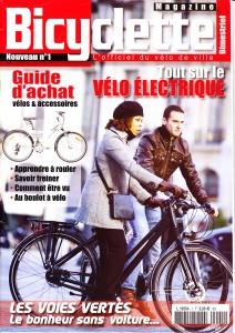 Magazine Bicyclette