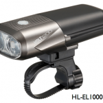 CATEYEの新製品・VOLT 1200 HL-EL1000RCはバッテリー一体型で1200ルーメンのライト