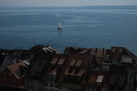 Cycling around Lake Constance - Eurobike 2013