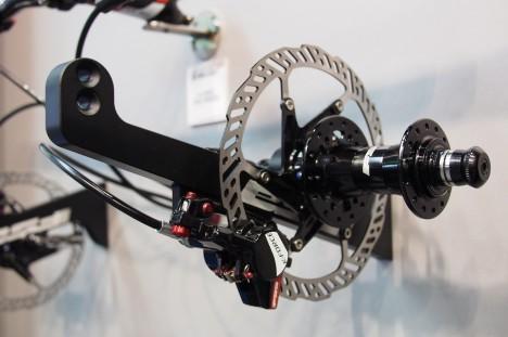 FSA K-Force Hydraulic Disc Brakes - Eurobike 2013