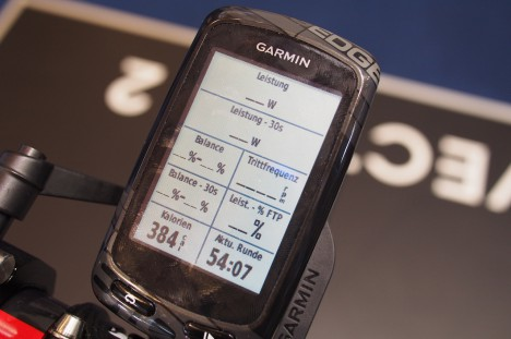 Garmin Vector Eurobike 2013