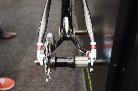 Cannondale Synapse Hi-Mod Disc - Eurobike 2013