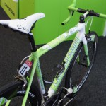 "ペーター・サガンの「ハルク」バイク (Peter Sagan's Cannondale Supersix Evo ""Hulk"") – Eurobike 2013"