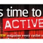 UKの新雑誌 Cycling Activeのオンラインサンプル