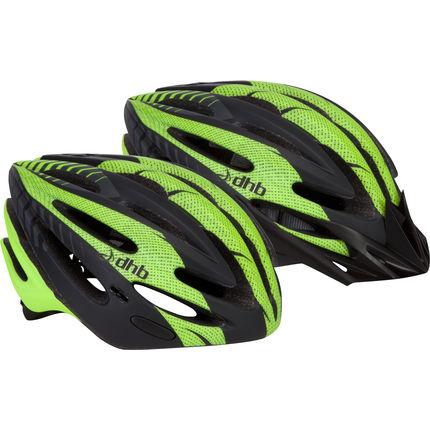 dhb - iON Hi Viz Cycle ヘルメット