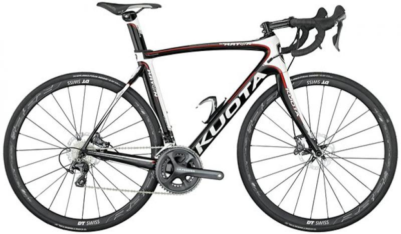 Kuota Kryon Disc, XS, 105 11s Special Offer 2016