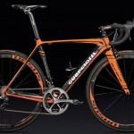 Guerciottiに跨がり、サイクリングの歴史と共に走る