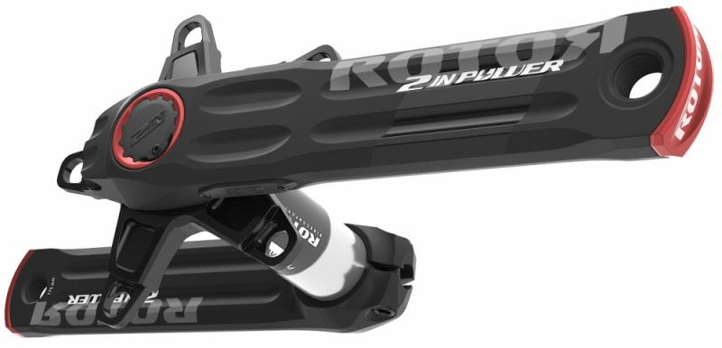 Rotor 2INpower 110 BCD Road Crank compact