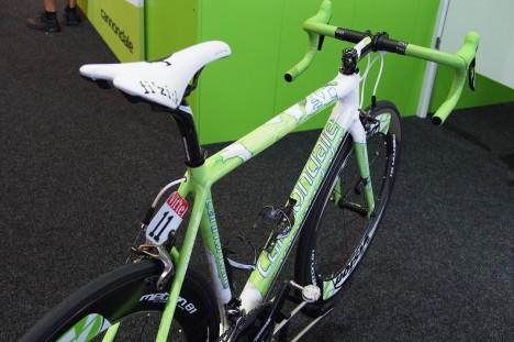 Peter Sagan's Hulk - Eurobike 2013