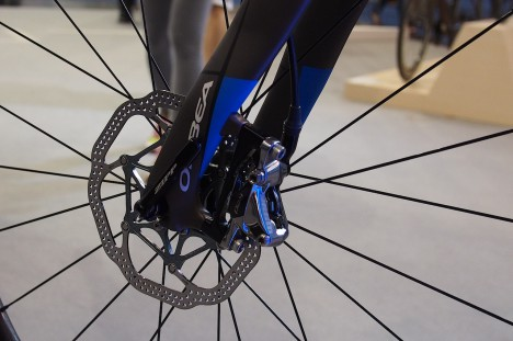 ORBEA Avant with SRAM RED 22 Hydraulic Disc Brake - Eurobike 2013