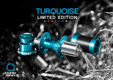 Chris King Turquoise Limited Edition