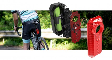 Cycliq Fly6 Integrated Rear Light with Action Camera