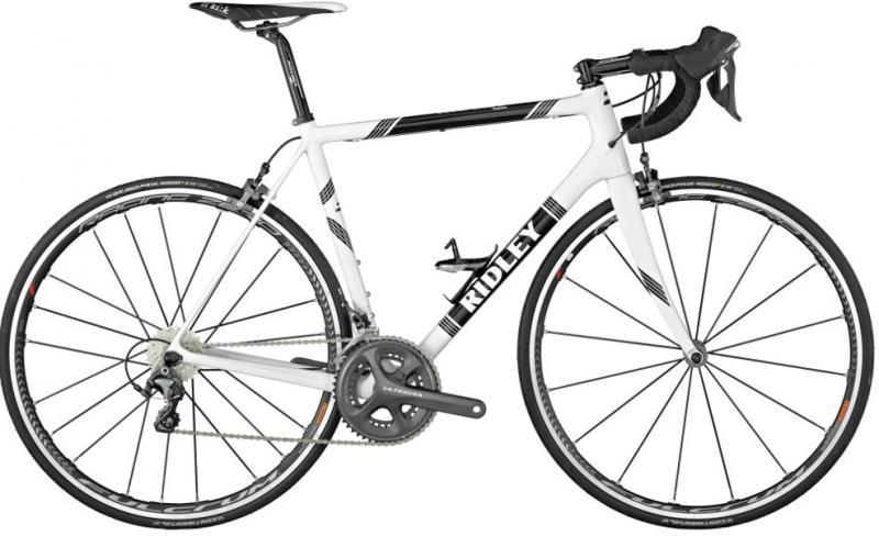 Ridley Helium, S, Ultegra 11s, Limited Offer