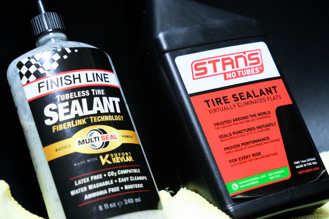Stan's No Tubes, Finish Line Sealant