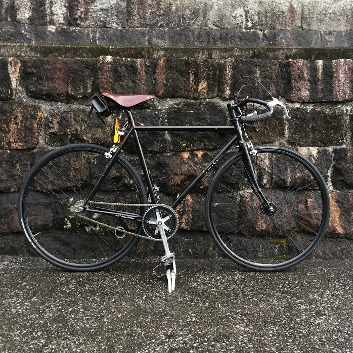 SURLY STEAMROLLER 舗装路仕様