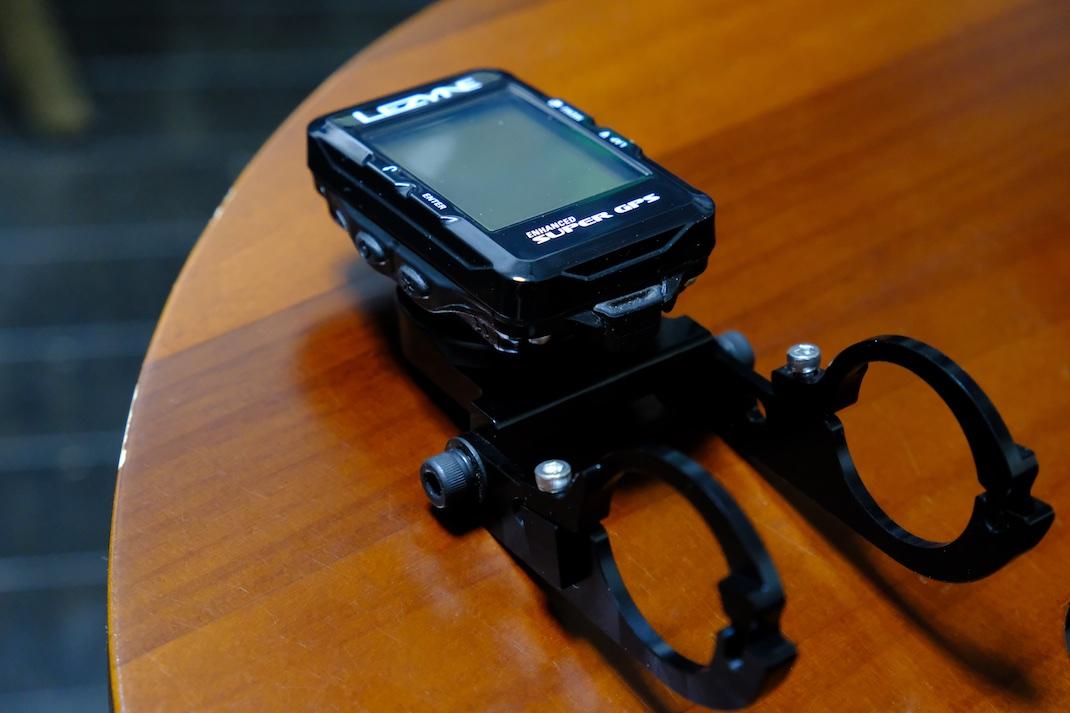 LEZYNE SUPER GPS用にREC-MOUNTSを導入してみた