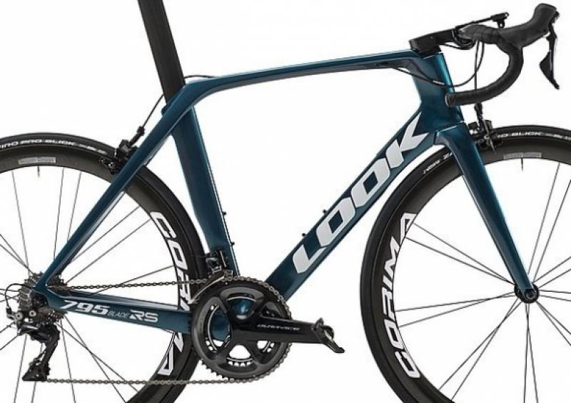 Look 2019 795 Blade RS Disc Brakes, M, blue, Special Offer