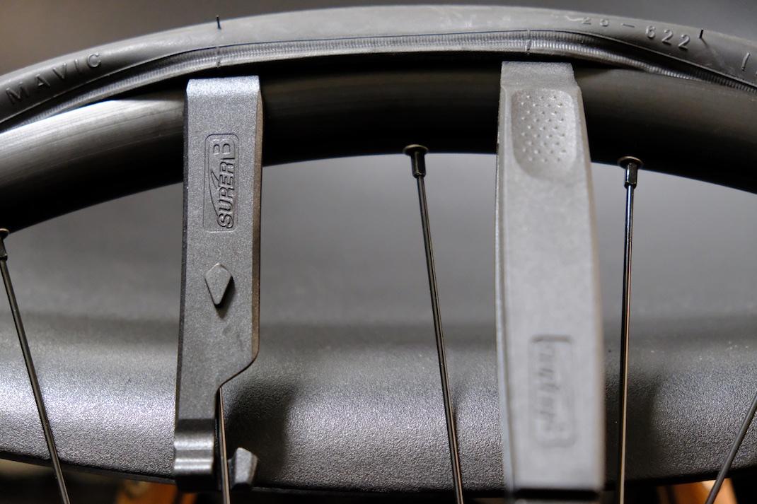 SUPER B ペンチ型タイヤレバー5579