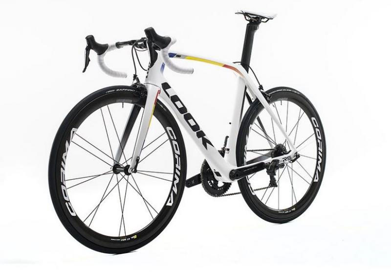 Look 795 Blade RS Proteam, Dura Ace Di2, size M, Special Offer