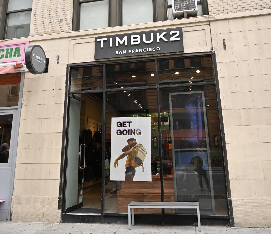 Timbuk2 Store in Manhattan