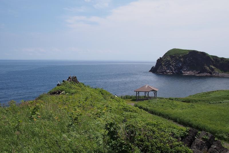 ポンモシリ島(アイヌ語で「小さい島」の意)