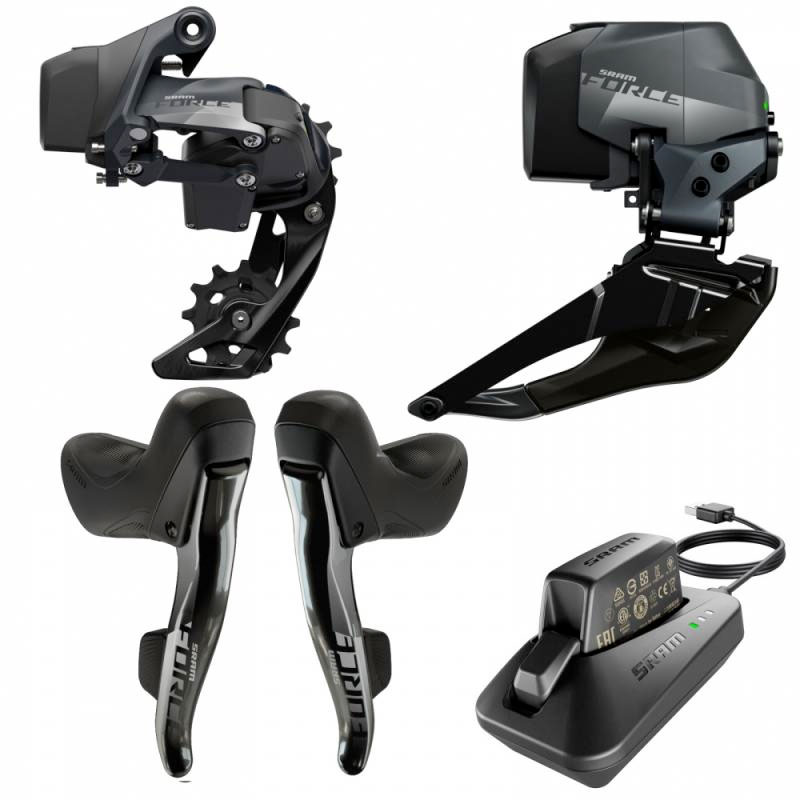 SRAM Force eTap 19 AXS Groupe set Road 2X12