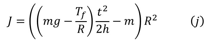 式(i)のvとωを式(e')に適用して変形することで、式(j)を得ます