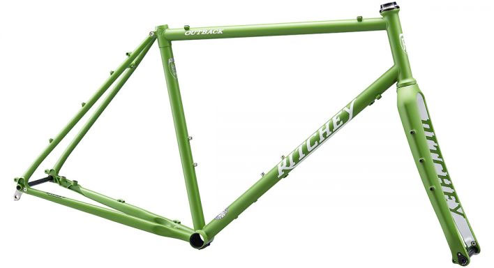 Ritchey Outback Frameset | Gravel Bicycle Frames