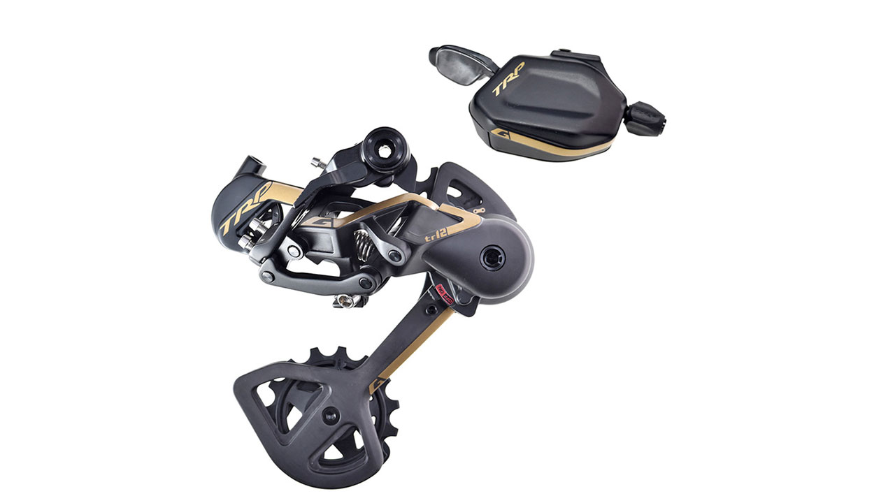 TRP G-SPEC TR12 DERAILLEUR AND SHIFTER KIT
