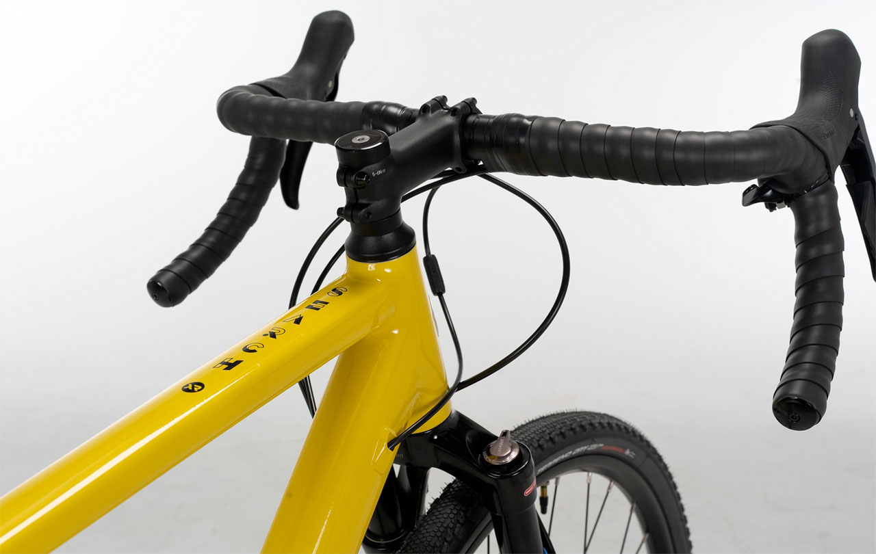 Norco Search XR A Suspension