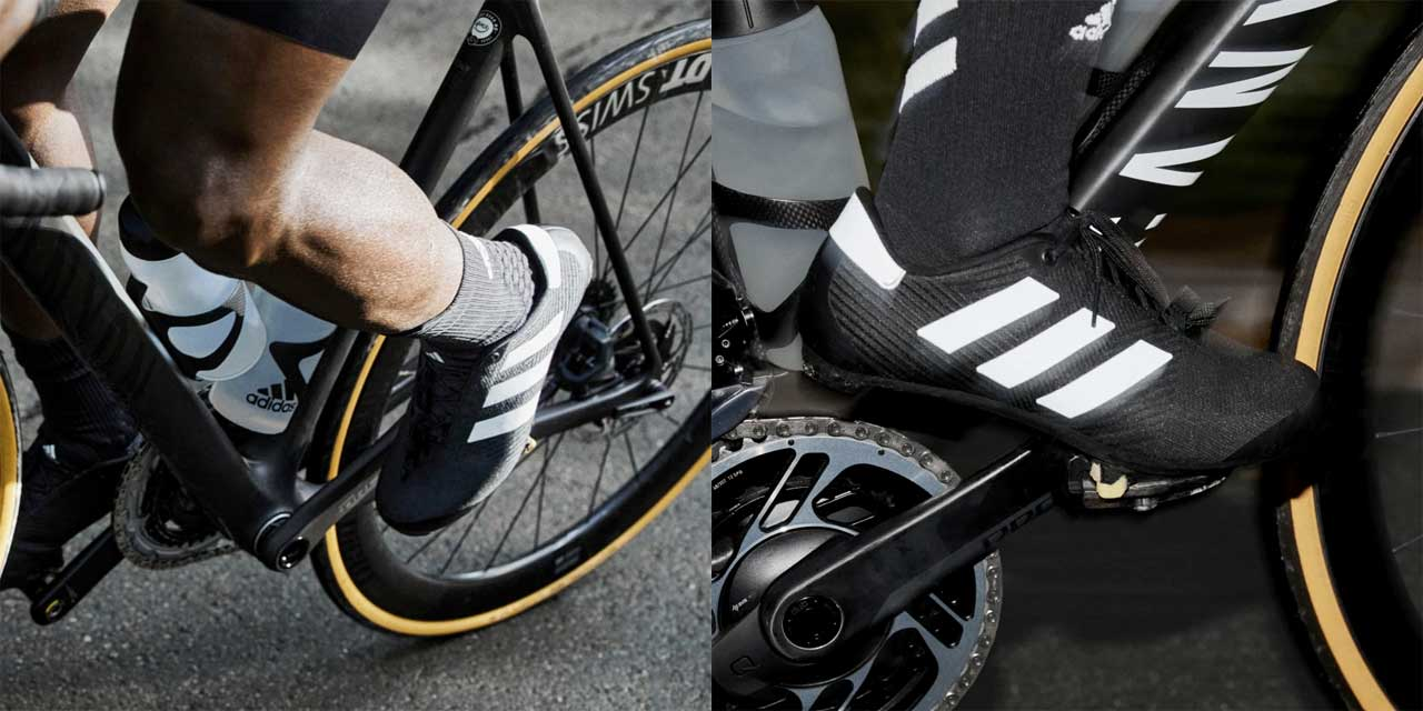 adidas The Road Cycling Shoes - Black