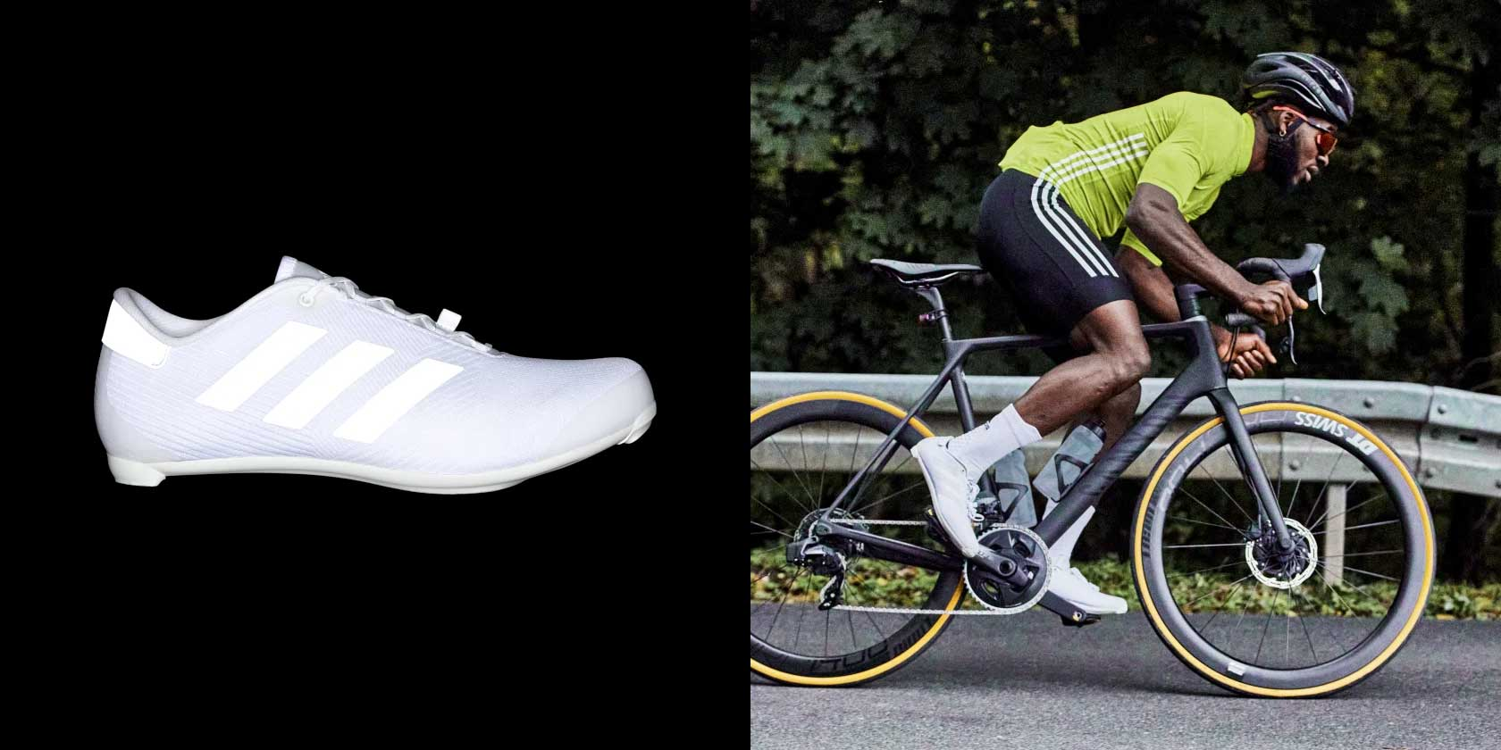 adidas The Road Cycling Shoes - White