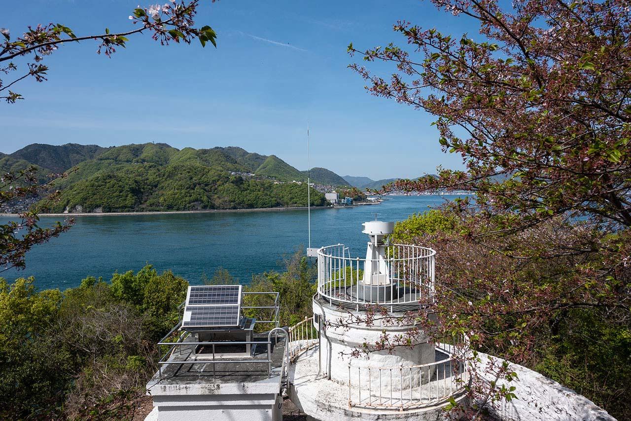 番外:高根島灯台/高根島