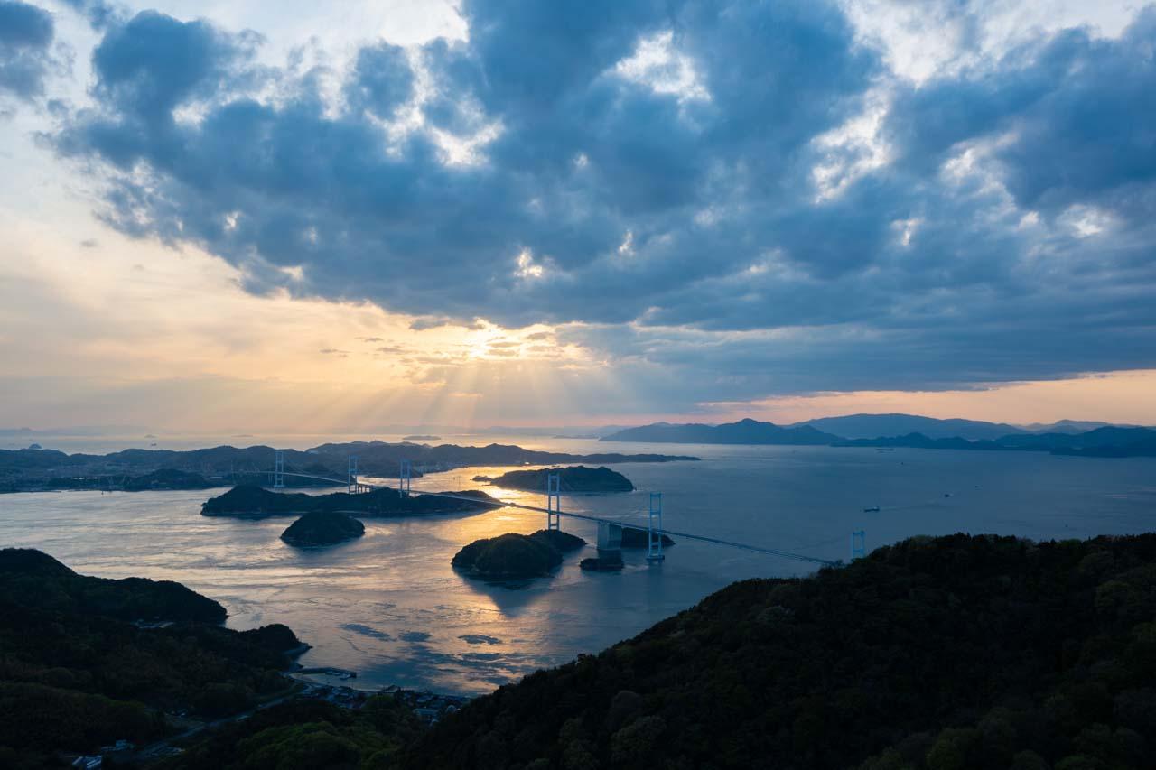 しまなみ海道の絶景スポット
