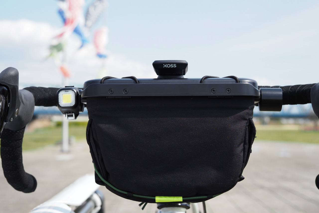 The Handlebar Bag by Route Werks